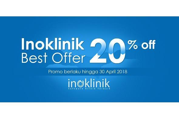 Inoklinik Best Offer April 2018