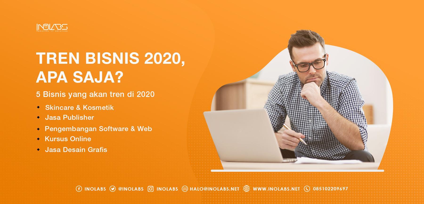 Tren Bisnis 2020
