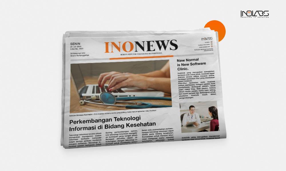 Perkembangan Teknologi Informasi di Bidang Kesehatan