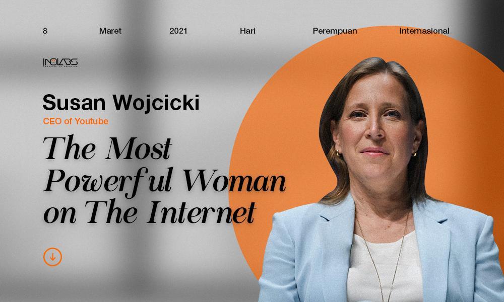 Susan Wojcicki Tokoh Perempuan Internasional dalam Bidang Teknologi