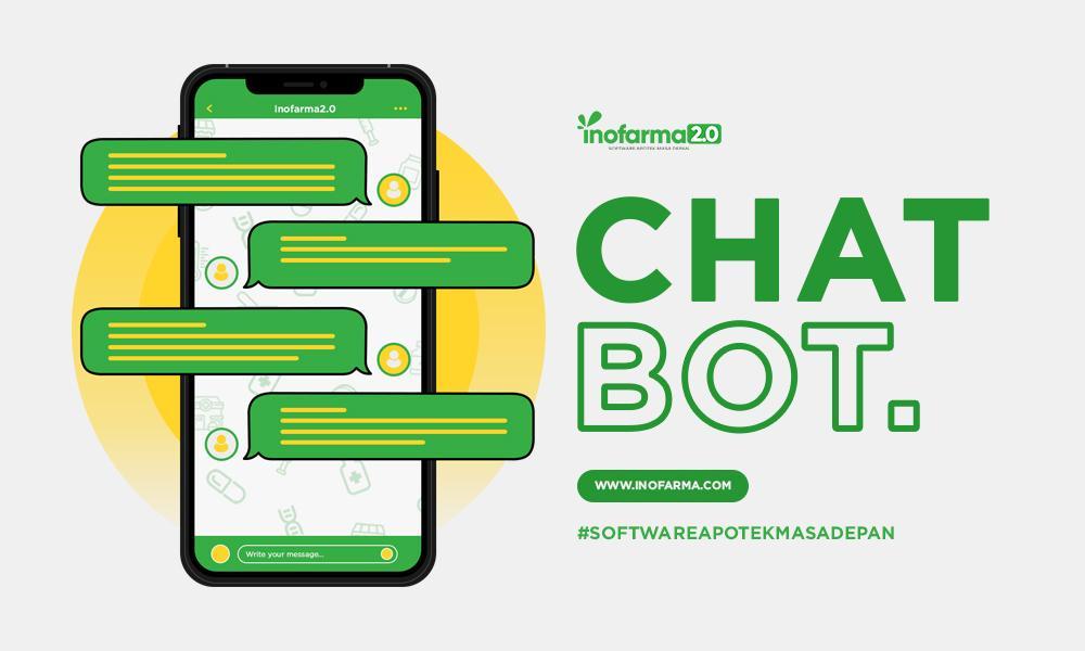 Efisiensi Chatbot Untuk Apotek