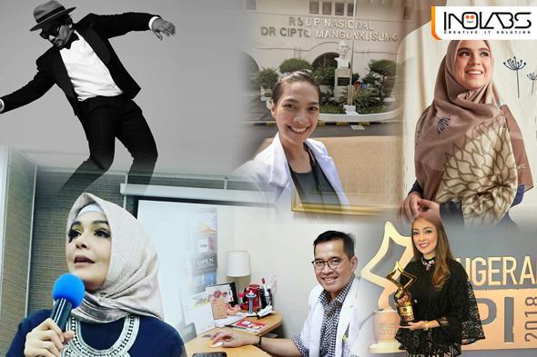 Dokter Selebriti Inspiratif, Siapa Idola Anda?