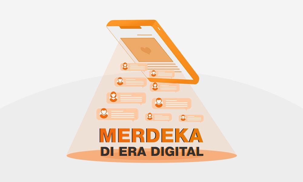 Merdeka di Era Digital