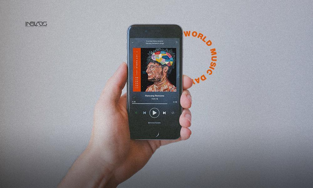 Peran Platform Musik Digital bagi Musisi Indonesia di Masa Pandemi