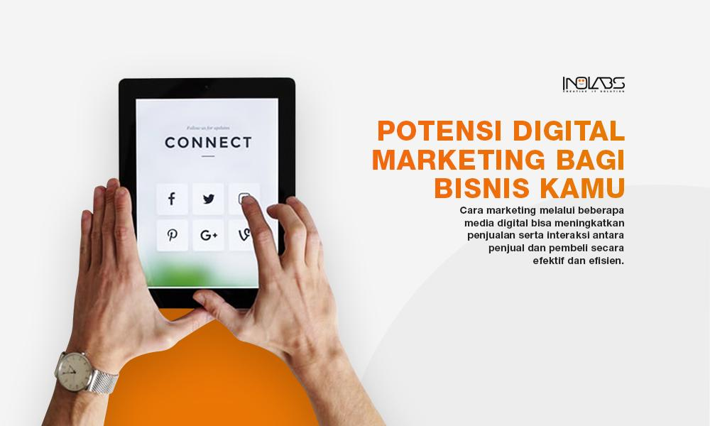 Digital Marketing sebagai Potensi Bisnis yang Menjanjikan