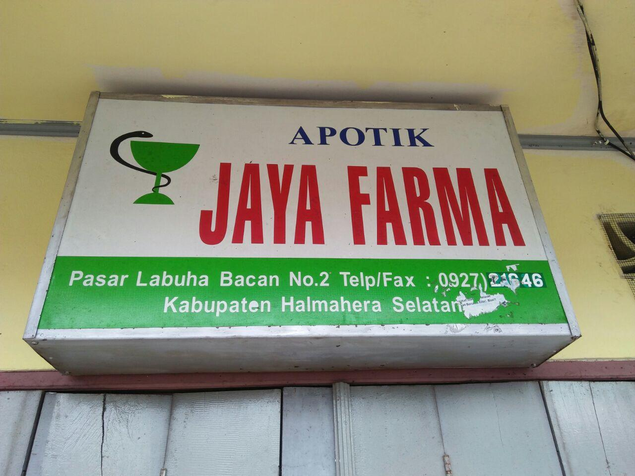 Software Apotek Inofarma Jaya Farma