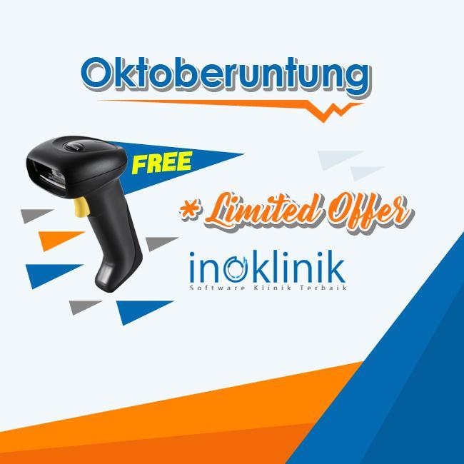 Promo Free Barcode Scanner