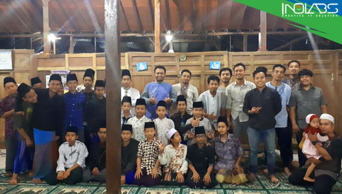 Tawa Riang Anak-Anak Panti Asuhan Lengkapi Kebahagian Ultah Inolabs ke-7