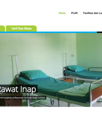 Website Klinik Salmah Husada
