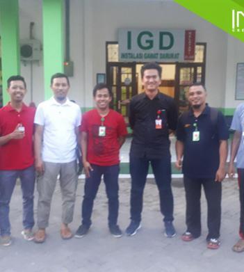 Training & Implementasi SIM RS di Rumah Sakit Weda